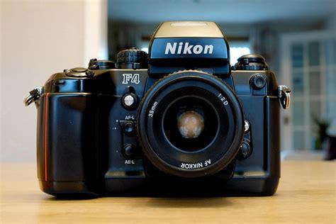 Kamera Nikon F4 10 kamera nikon paling ikonik sepanjang masa pilih mana