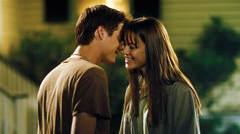 film romance young mandy moore talks about falling in love with shane west in