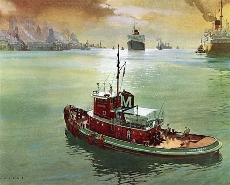 tugboat knot 17 best images about tugs my work on pinterest the