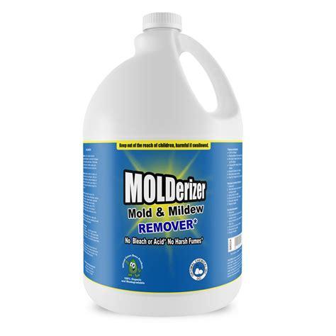 Mold On Car Carpet by Molderizer Non Toxic Mold Remover 1 Gallon