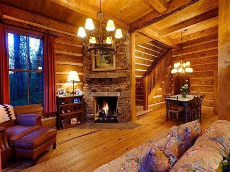 log cabin interiors cozy fireplace with log cabin interiors cozy log cabins