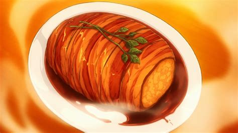 I Anime Food Wars by Anime Food Quot Gotcha Quot Pork Roast From Food Wars