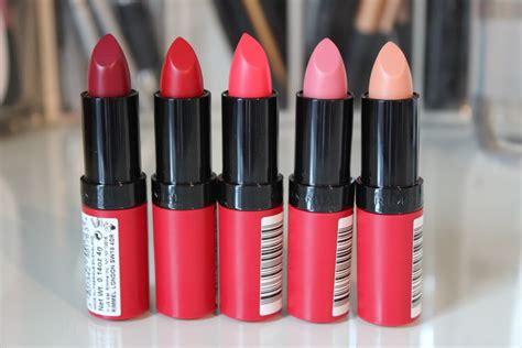 Rimmel Lipstick rimmel kate moss matte lipsticks pebbles