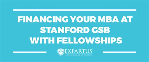 Stanford Scholarship Usa Mba by Mba Admissions Consulting Expartus
