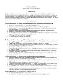 Sle Resume Executive Director Non Profit Pdf Sle Letter Removing A Board Member Book Board Of Director Resume Sales