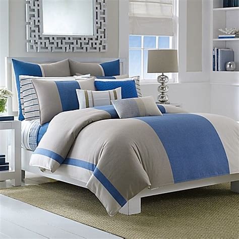 bed bath and beyond torrance nautica 174 torrance duvet cover set bed bath beyond