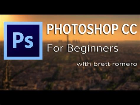 tutorial photoshop cc download photoshop cc tutorial for beginners how to animate