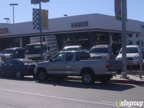 Toyota Hamer Hamer Toyota Mission Ca 91345 Dexknows