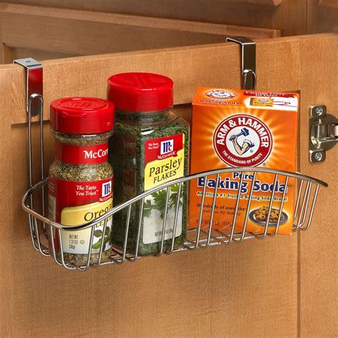 the cabinet basket the cabinet door basket in cabinet door organizers