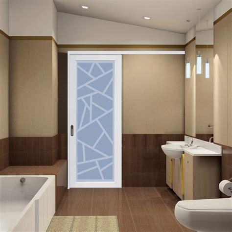 how to hang a bathroom door aluminum bathroom door kitchen door single leaf hanging sliding door indoors from home