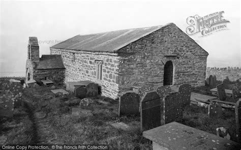 Gretna Green Marriage Records Free Photo Of Llwyngwril The Ancient Church Of St Celynin 1936