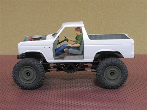 Ford Bronco Rc Rock Crawler by Rccrawler Forums 1980 Ford Bronco Rock Crawler