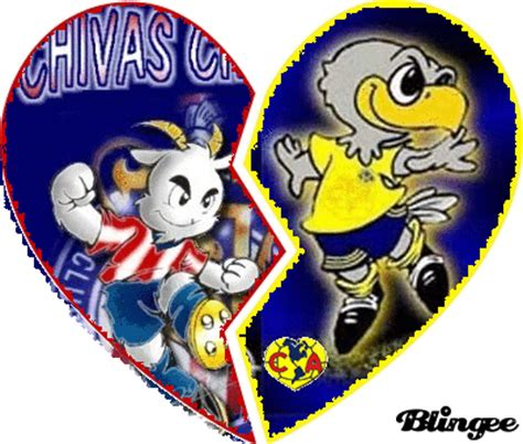 imagenes mamonas de chivas vs america chivas vs america fotograf 237 a 109763966 blingee com