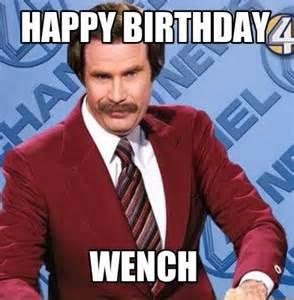 Birthday Meme Creator - meme creator happy birthday wench meme generator at