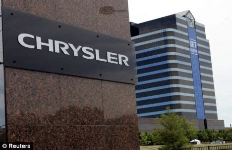 Chrysler Auburn Headquarters Struggling Car Makers General Motors And Chrysler In Mega