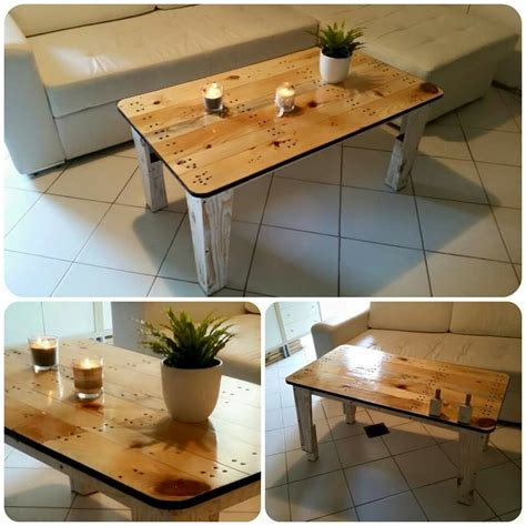 diy pallet coffee tutorial diy crafts