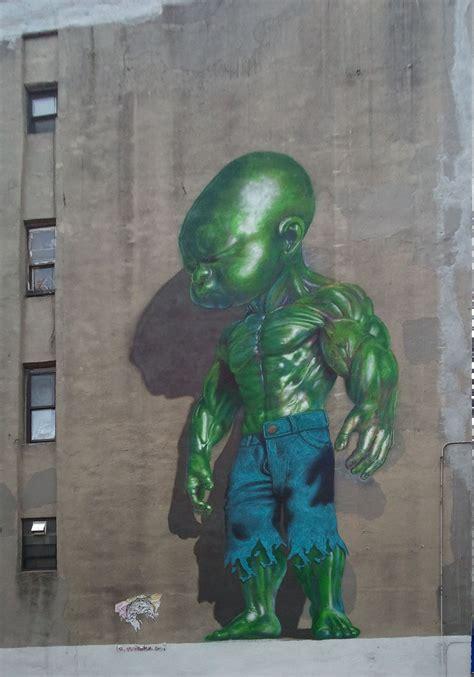 chinatown ny street art street art graffiti amazing