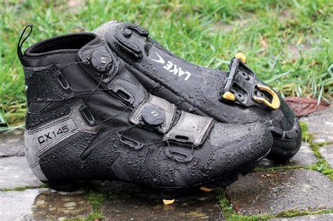 lake winter bike shoes lake cx145 waterproof shoes review