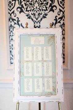 wedding seating plan photo frame 1000 images about mirror and frame wedding seating plans