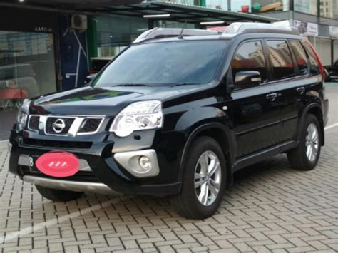 Nissan X Trail 2 5 nissan x trail 2 5 at mobilbekas