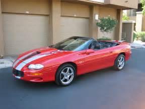 2002 chevrolet camaro ss convertible 71138