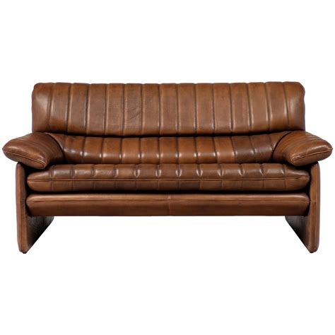 soft leather couches vintage de sede ds 85 soft leather sofa for sale at 1stdibs
