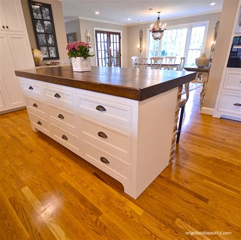 kitchen island with drawers kitchen island ideas home trends trevey living