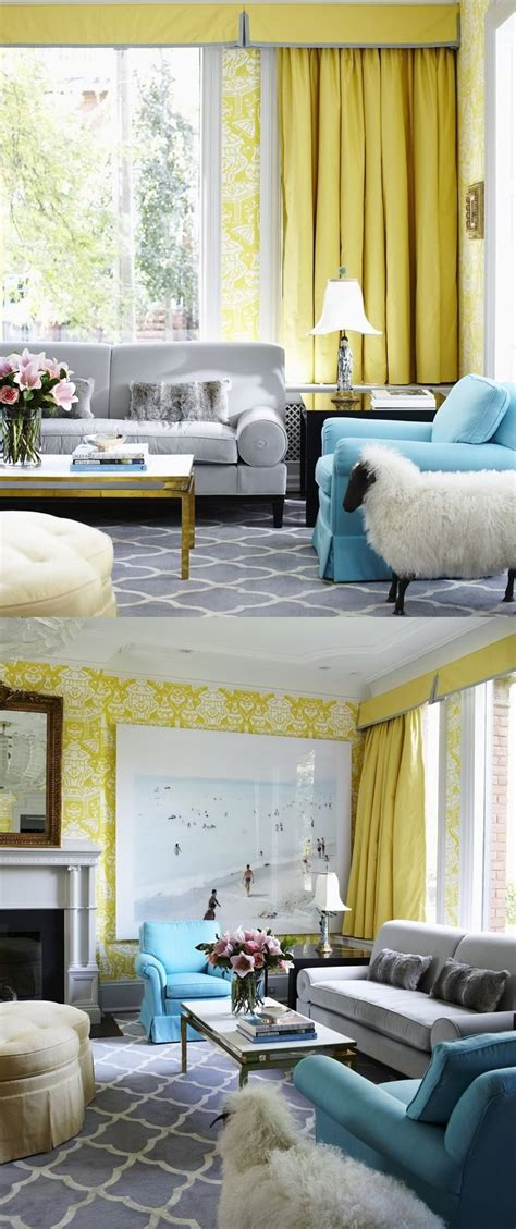 blue gray yellow living room 48 yellow duck egg blue grey living room interior design ideas