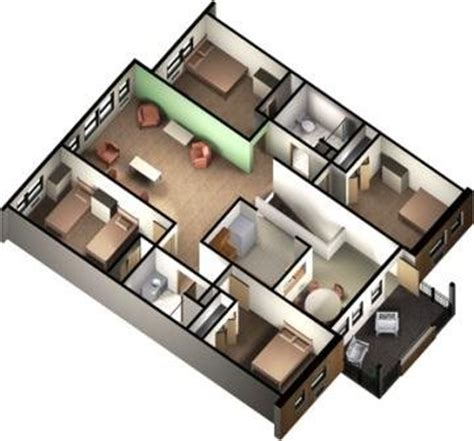 apartment layouts 5 person 2nd floor apartment layout circle apartments