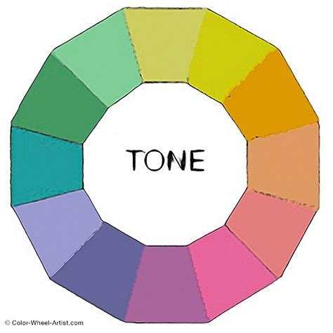 color tone hue tint tone and shade what s the difference color wheel artist secrets revealed