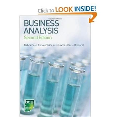 the pmi guide to business analysis books business analysis second edition book cover