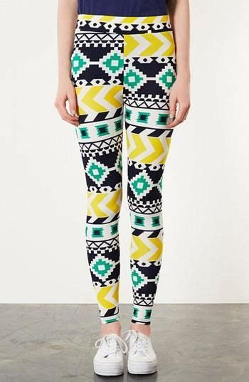 topshop patterned leggings 1314 best images about my cheerleader on pinterest