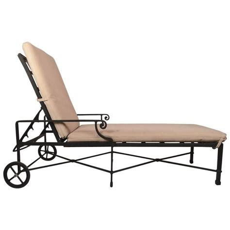 brown jordan chaise venetian pattern chaise longue by brown jordan for sale at