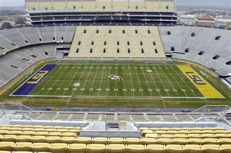 lsu student section tiger stadium your favorite place to sit in tiger stadium the tigalaya