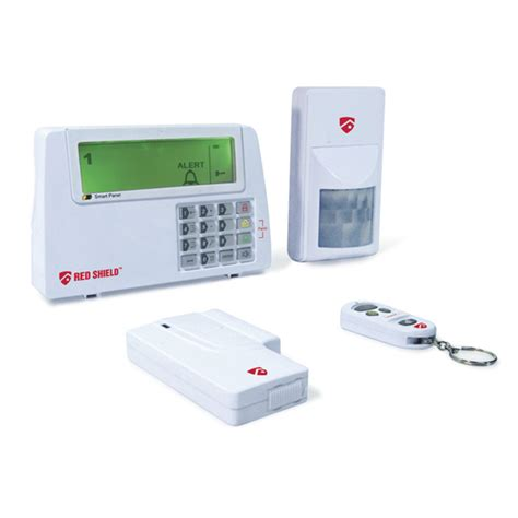 8 zone wireless alarm kit with remote jaycar
