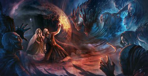 horror    cursed strategic sorcery