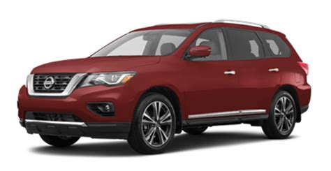nissan rogue  pathfinder    differences