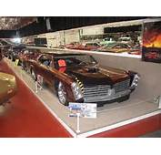 Fully Custom 1967 Pontiac GTO From XXX State Of The Union