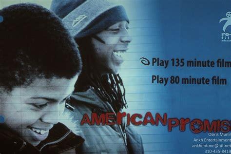 film american promise 2013 sundance film fest winner american promise shares
