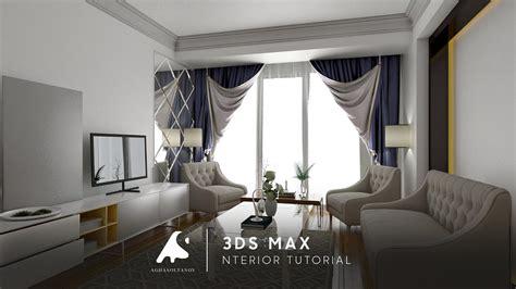 interior decor in 3ds max 3d studio max tutorials for interior design home design
