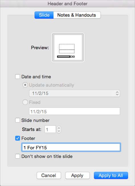 footnote format in powerpoint add or remove a footnote in powerpoint 2016 for mac