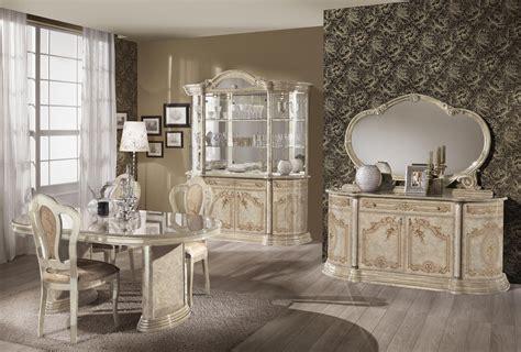 schlafzimmer modern 3156 esstisch mit st 252 hlen rozza walnuss klassisch barock 57 800