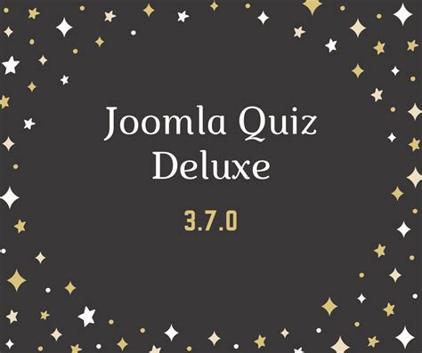 powered by vbulletin recent blogs posts meet joomla quiz deluxe 3 7 0