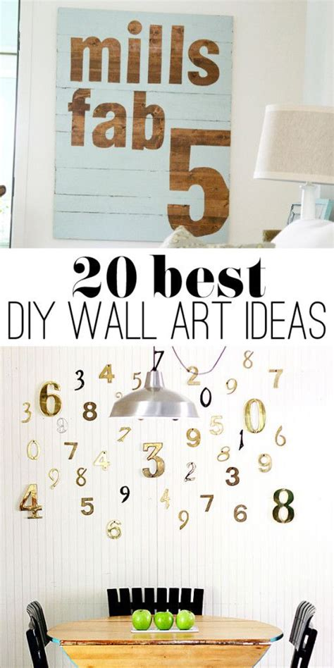 25 diy wall art ideas that spell creativity in a whole new way 102 best diy decor for hearth mantel and home images on