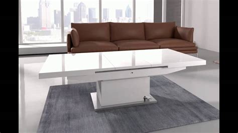 furniture expandable coffee table multifunctional