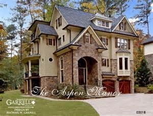 european home design inc garrell associates inc aspen manor 03018 front elevation