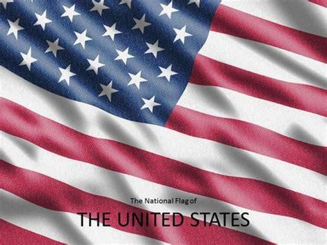 Usa Flag Template Usa Powerpoint Template
