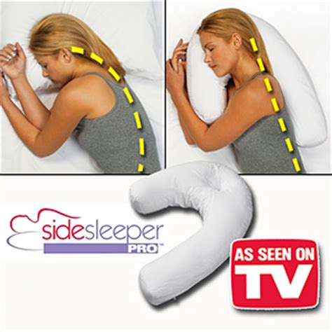 Side Sleeper Pro Pillow by Pillows Side Sleeper Home Decoration Club