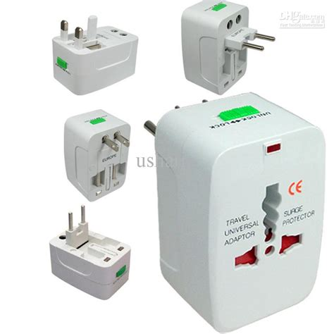 universal international outlet adapter adaptor all in one ac power travel converter