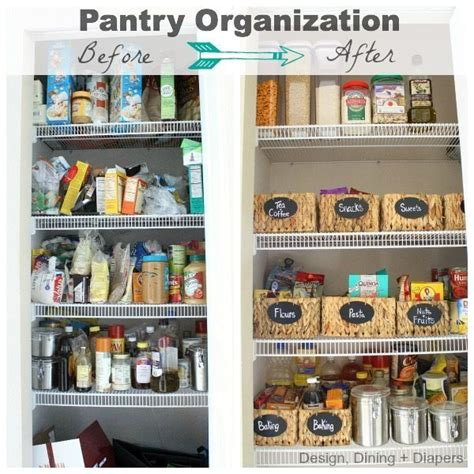 kitchen closet organization ideas my new pantry organization system